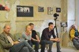 Zuhörer bei den Lesungen